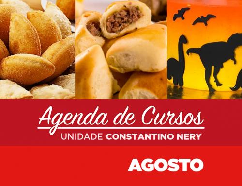 Cursos Agosto 2021 | Unidade Constantino Nery